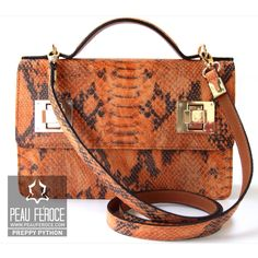 Preppy Python available on www.peauferoce.com/buy-now-pf-197