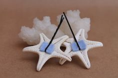 Knobby Starfish Bobby Pins Mermaid Costume by PoppyCoast on Etsy