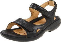 Clarks Women's Hatch Backstrap Sandal,Black Leather,5 M U... http://www.amazon.com/dp/B005B9COEA/ref=cm_sw_r_pi_dp_W0Rkxb0S3VXMJ