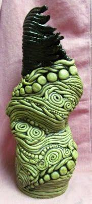 ARTISUN: Coil Pots - Student work