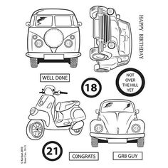 how to draw a vw bug