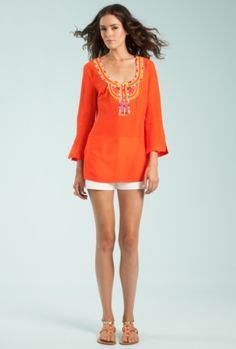 Womens Tops, Designer Tops and Designer Blouses by Trina Turk