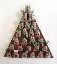 Christmas advent calendar ideas 39
