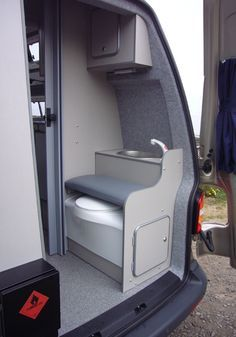 Jura Layouts and Design by Jerba Campervans