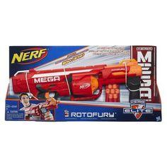 Nerf N-Strike Mega Series RotoFury Blaster : Target
