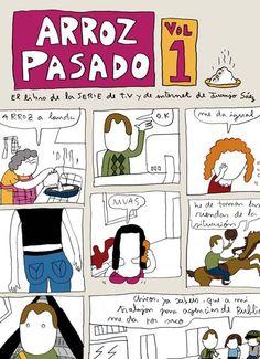 Arroz pasado, de Juanjo Sáez