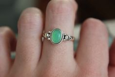 A personal favorite from my Etsy shop https://www.etsy.com/listing/228526605/statement-ring-gemstone-ring-sterling