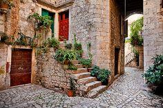 Trogir, Croatia  Beautiful vacation spot!