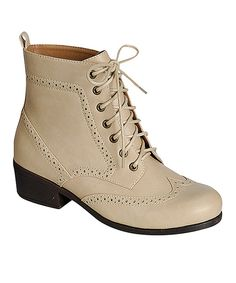 Look at this Ivy Canyon Boot on #zulily today!