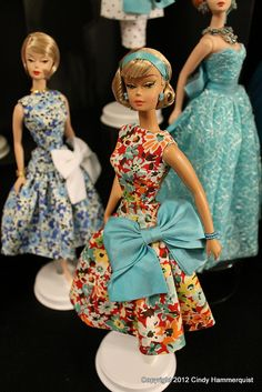 Matt Sutton's 2012 Barbie Convention Dolls | Flickr - Photo Sharing!