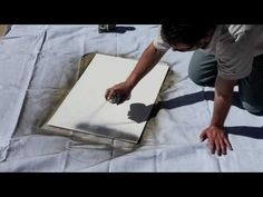How To Make A Photography Backdrop Or Reflector For Your Photo Studio - YouTube