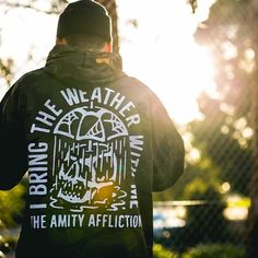 The Amity Affliction // I Bring The Weather With Me