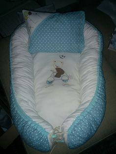 Baby Nest - Bebek yuvası -Kumaş Kağıt Makas