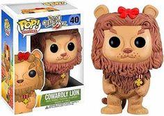 Funko POP! Wizard of Oz Vinyl Figure Cowardly Lion