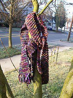 Knit, Purl, and a Movie Malabrigo Rasta Style