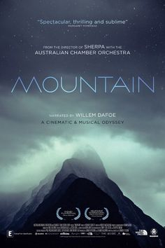 Mountain (Jennifer Peedom, 2017)