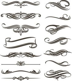 simple filigree designs - Google Search