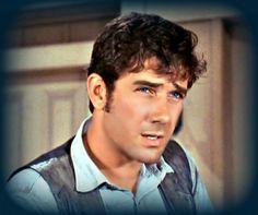 "Robert Fuller as Jess Harper   ""Laramie"""
