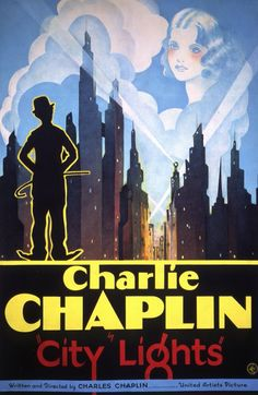 City Lights 1931, USA, 87 min A tramp falls in love with a beautiful blind girl. Her family is in financial trouble. The tramp's on-and-off friendship with a wealthy man allows him to be the girl's benefactor and suitor.