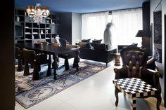 Andaz Amsterdam by Marcel Wanders ♡ Innsides #interiordesign #travel