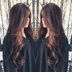 Donna bella hair extensions tape ins our work pinterest loving every inch of these donna bella hair extensions by jade pellini 3 pmusecretfo Image collections