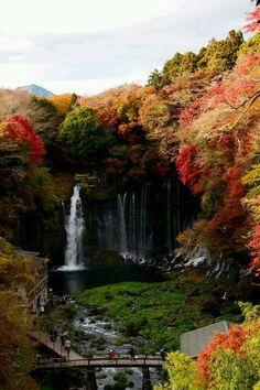 Falls in Japan