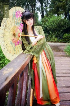 Hanfu and whatnot