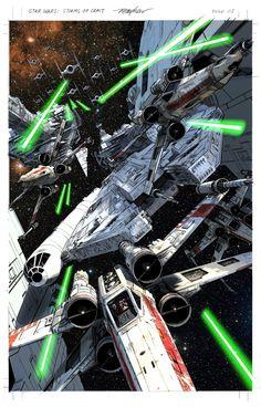 Storms Of Crait Comic Reveals Backstory To Star Wars: The Last Jedi | Star Wars News Net