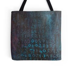 """Untitled (N)"" Tote Bags by Oliver Sin"