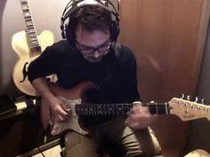 """Fender stratocaster home recording """"il fotone di young"""""""