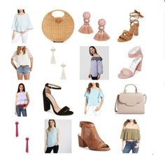 Spring Fashion: More favorites on the blog: http://www.apolishedpalate.com/2017/03/spring-favorites.html