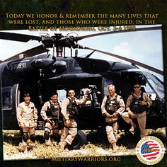 Honor those that fought in #BattleofMogadishu, 18 lost 73 wounded.