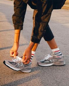 Setup The Upset is an online marketplace for dope new clothing, apparel and accessories, featuring the best new brands in streetwear for men's and woman's. Dad Outfit, Socks Outfit, Grey New Balance, New Balance Shoes, Dad Shoes, Men's Shoes, Men Street, Street Wear, Birkenstock With Socks