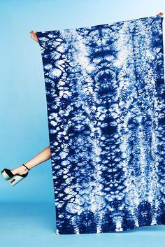 indigo arashi sarong