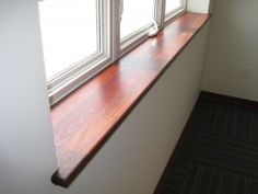 Elegant Home Improvement: Trimming A Window (replacing The Sill U0026 Apron, Adding  Side/top Molding) | Make It And Love It | Window And Door Trim | Pinterest  ...