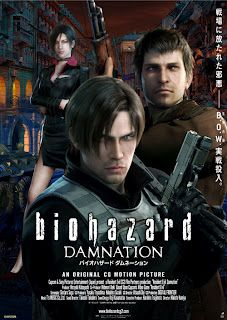Find more movies like Resident Evil: Damnation to watch, Latest Resident Evil: Damnation Trailer, Special Agent Leon S. Resident Evil Damnation, Biohazard, Resident Evil Anime, Videogames, Leon S Kennedy, Evil Games, Japanese Video Games, Audio Latino, Watch Free Movies Online