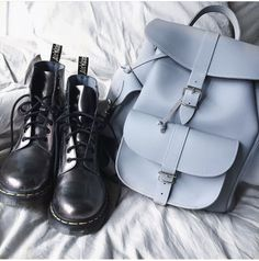 grey Backpack by Gra