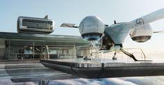 Oblivion Stills: Introducing The Bubble Ship