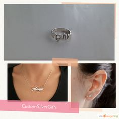 Follow us on Pinterest to be the first to see new products & sales. Check out our products now: https://www.etsy.com/shop/CustomSilverGifts?utm_source=Pinterest&utm_medium=Orangetwig_Marketing&utm_campaign=Auto-Pilot   #etsyshopowner #etsylisting #etsywholesale #shoponline #shopsmall #etsysale #etsy #etsylove #etsyfinds #etsygifts #etsyseller #etsyshop #etsysellersofinstagram #handcrafted #jewelrygram #jewelrymaking #jewelryoftheday #jewelryset #jewelrytrends #jewelryofinstagram…
