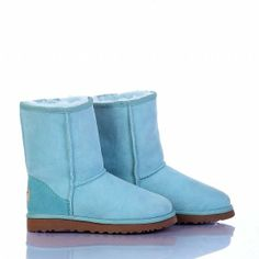 ugg boots hot sale for winter! it is cheap and worthy buying! Classic Ugg Boots, Ugg Classic Short, Uggs On Sale, Ugg Boots Cheap, Short Boots, Ugg Shoes, Ugg Australia, Uggs Outlet, Blue