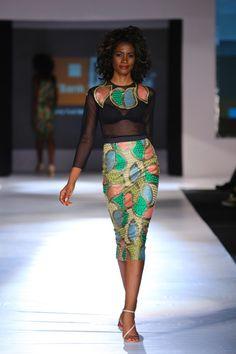 Lanre Da Silva Ajayi - Lagos Fashion & Design Week