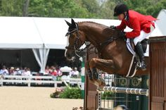 Karen O'Connor and Mr. Medicott - Rolex 2012 - a fantastic ride on Sunday, I hope we see this pair in London!