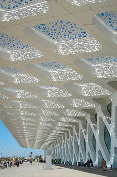marrakech airport keystone | Enchanting facade at Marrakech … | Flickr - Photo Sharing!