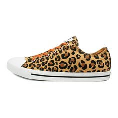 Cool Sneakers! Ox Womens Cheetah Sneakers