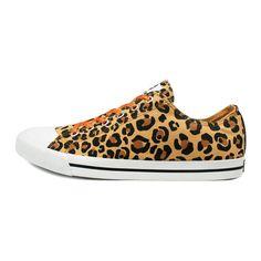 Cool Sneakers! Ox Womens Cheetah Sneakers