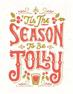Tis The Season To Be Jolly card by 55 Hi's on Postable.com