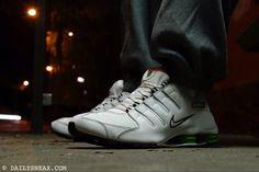 day 215: Nike Shox NZ #nike #shox #shoxnz #nikeshox #nikeshoxnz #sneakers - DAILYSNEAX