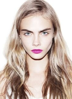 Beauty Trend: bold pink lip | colors on Beauty.com