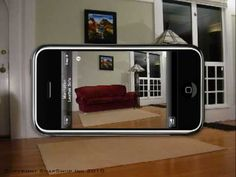 SnapShop - Finding, Visualizing and Sharing Furniture from your iPhone
