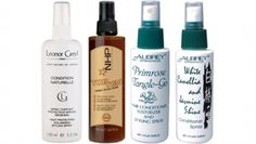 Choose from a cream made for heat-styled cascading curls or lushly straight locks, conditioning styling spray, detangling spray or a spray perfect for heat styling with a hair dryer. Natural Hair Mask, Natural Hair Styles, Leave In Conditioner, Hair Repair, Summer Beauty, Hair Dryer, Conditioning, Sunscreen, Locks